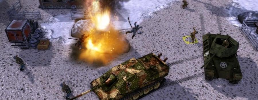 History Legends of War: Patton (EU) (PSN)