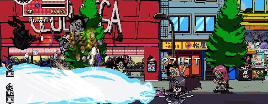 Phantom Breaker: Battle Grounds (Vita)