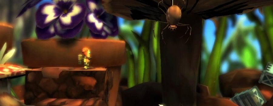 Flyhunter Origins (Vita)