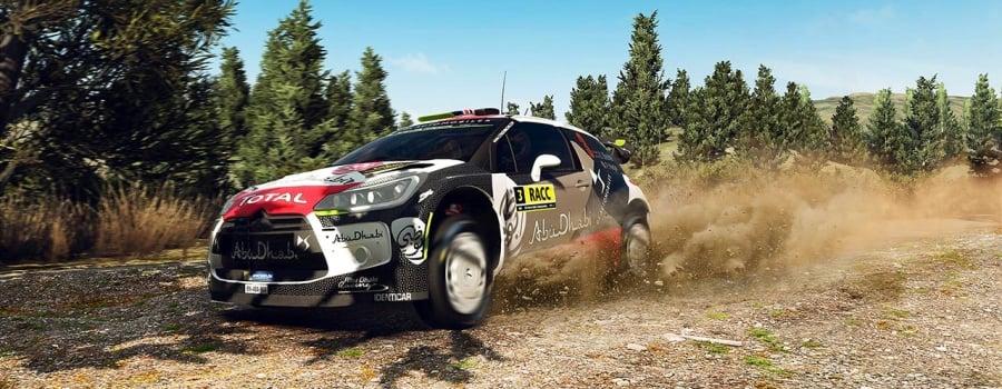 WRC 5 (Vita)