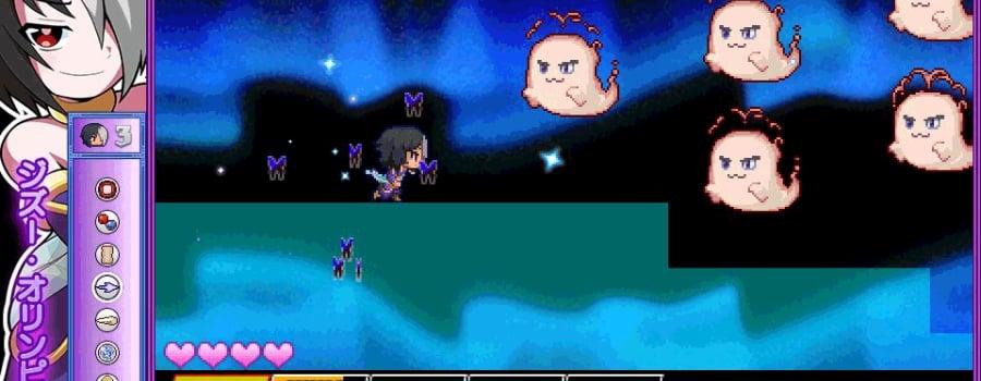 The Legend of Dark Witch (Asia) (Vita)
