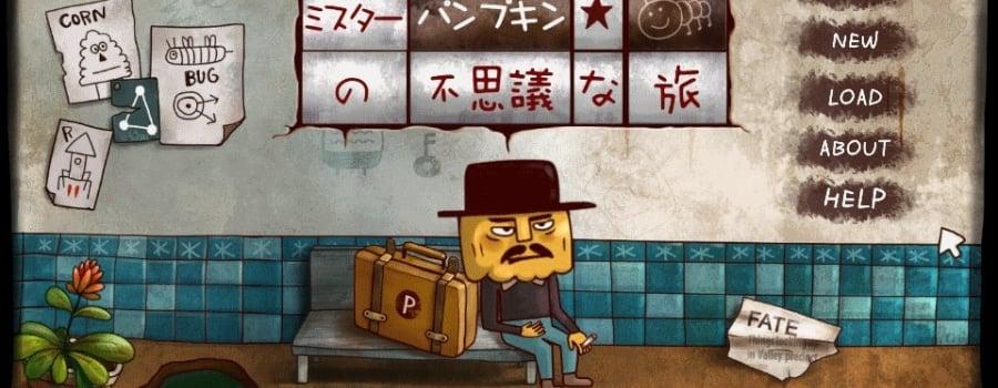 Mr. Pumpkin Adventure (JP) (Vita)