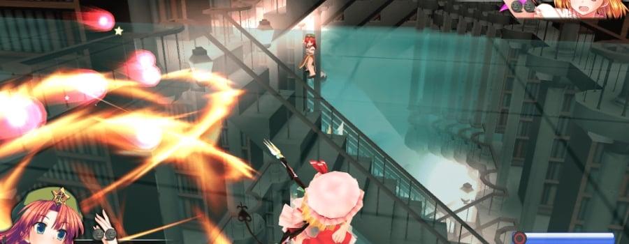 Touhou Kobuto V: Burst Battle (JP) (Vita)