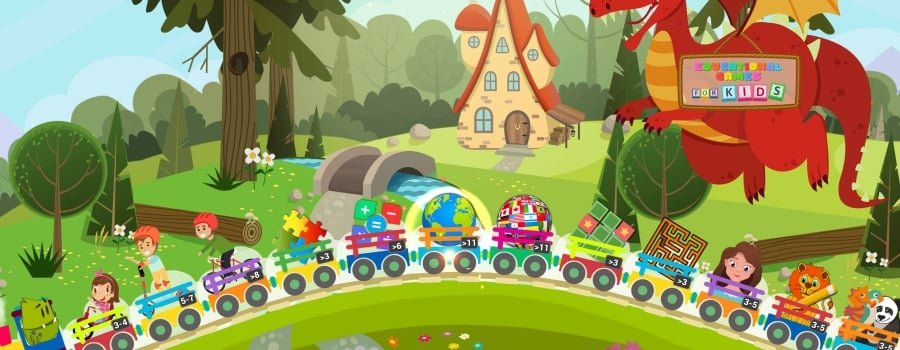 Educational Games for Kids (EU)
