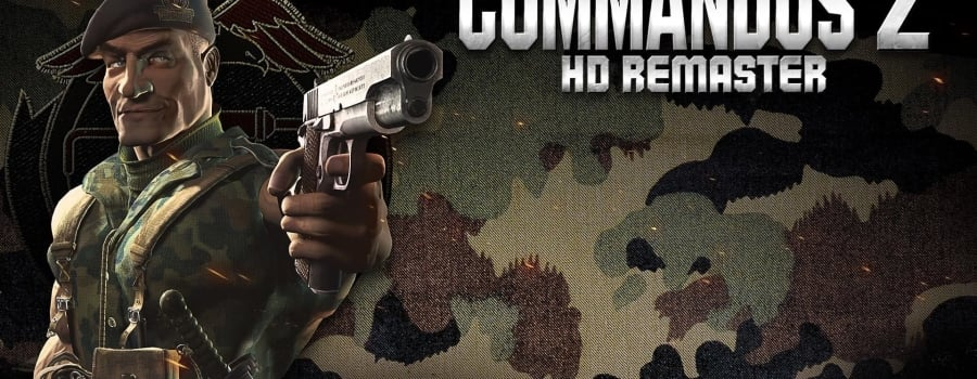 Commandos 2 - HD Remaster (EU)