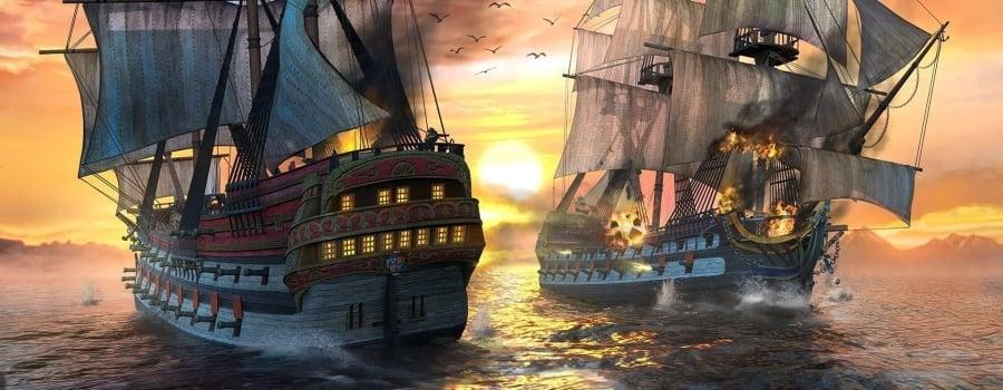 Port Royale 4 (EU) (PS4)