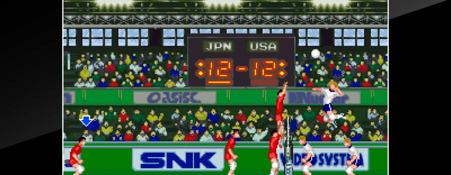 ACA Neo Geo: Power Spikes II