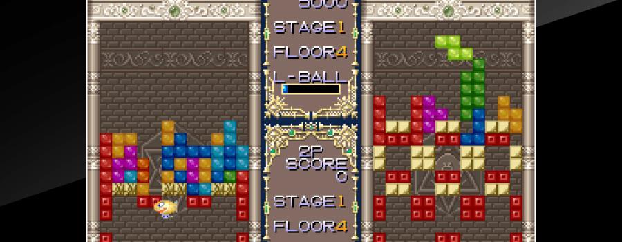 ACA Neo Geo: Puzzled