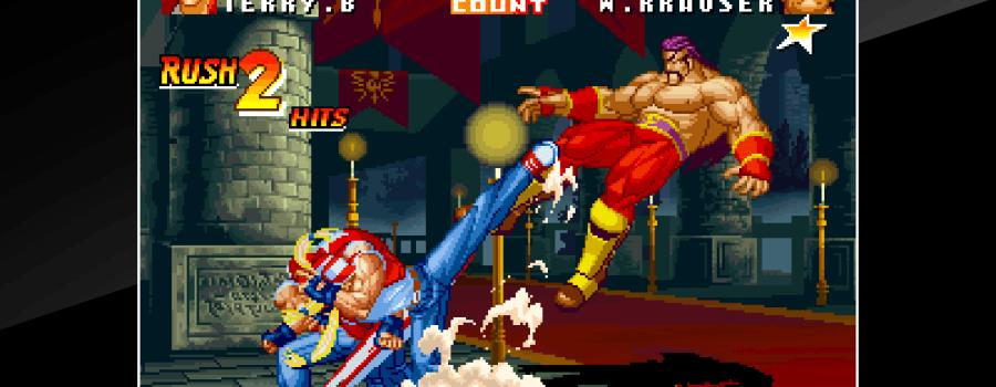 ACA Neo Geo: Real Bout Fatal Fury 2