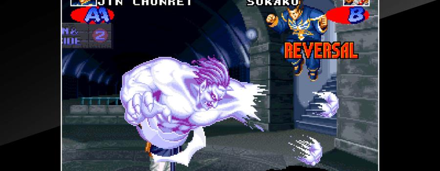 ACA Neo Geo: Real Bout Fatal Fury