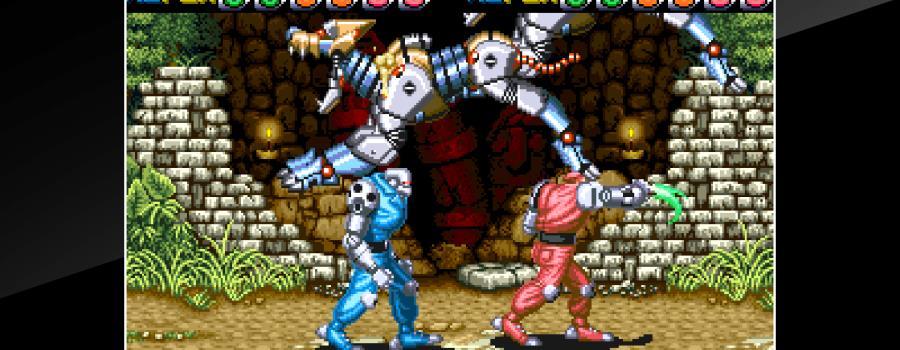 ACA Neo Geo: Robo Army