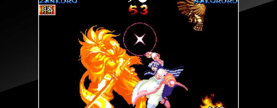 ACA Neo Geo: Samurai Shodown III