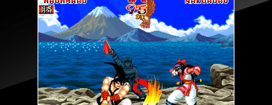 ACA Neo Geo: Samurai Shodown