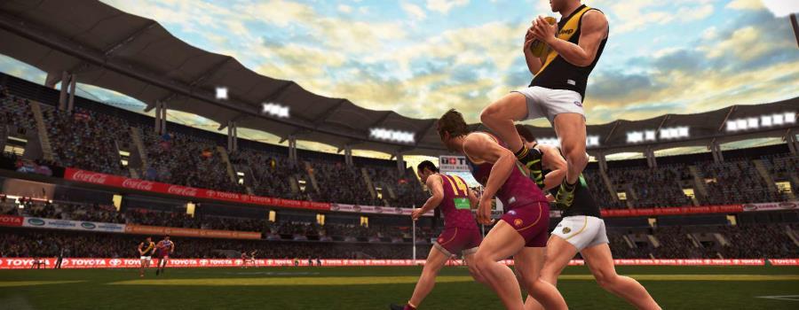 Best PlayStation Australian Football Games