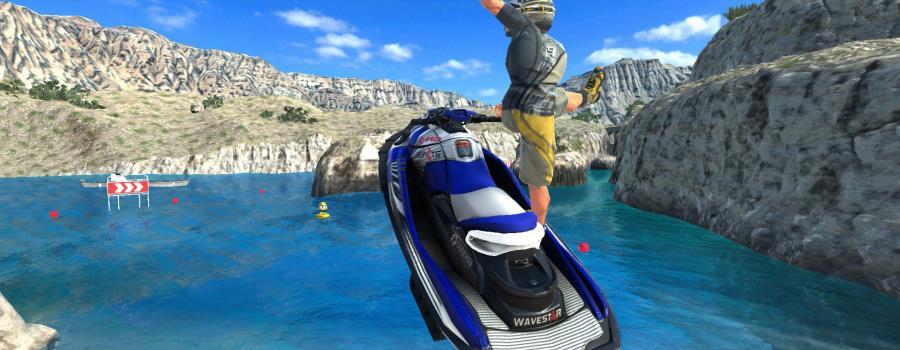 Aqua Moto Racing Utopia (EU)