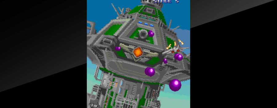 Arcade Archives: A-JAX