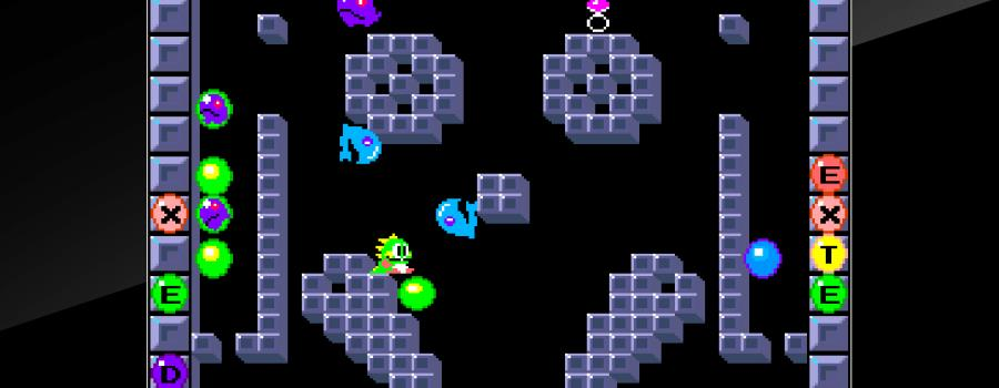 Arcade Archives: Bubble Bobble