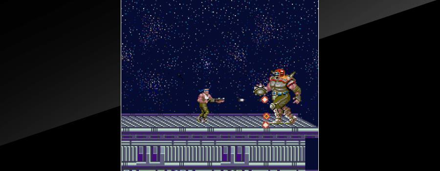 Arcade Archives: Contra