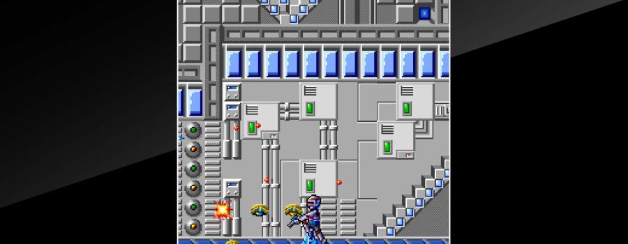 Arcade Archives: Cosmo Police Galivan