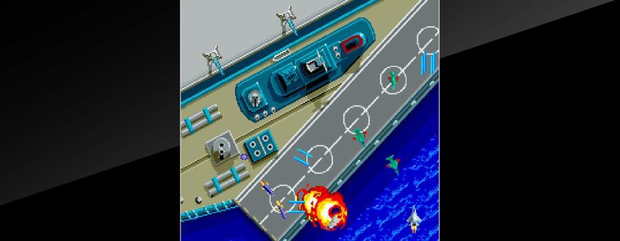 Arcade Archives: MX5000