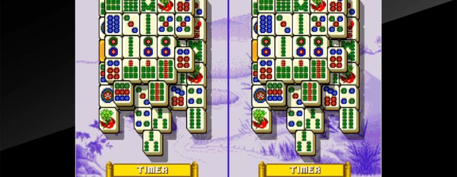Arcade Archives: Shanghai III