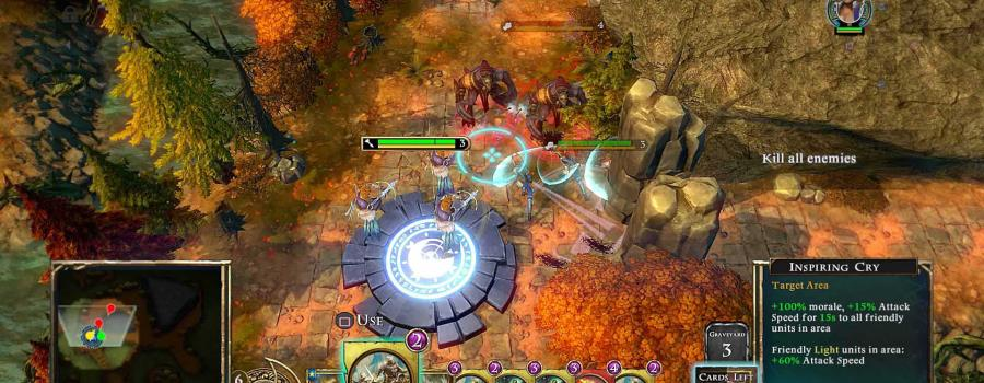 ArmaGallant: Decks of Destiny (EU)