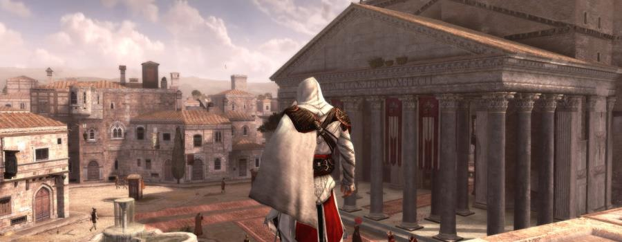 Welcome To The Brotherhood Trophy In Assassin S Creed Brotherhood