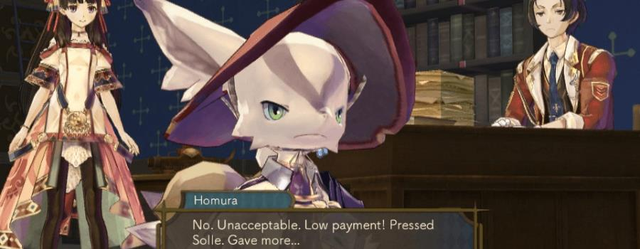 Atelier Shallie Plus: Alchemists of the Dusk Sea (Vita)