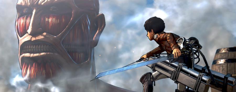 Attack on Titan (Asia)