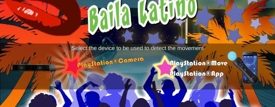 Baila Latino