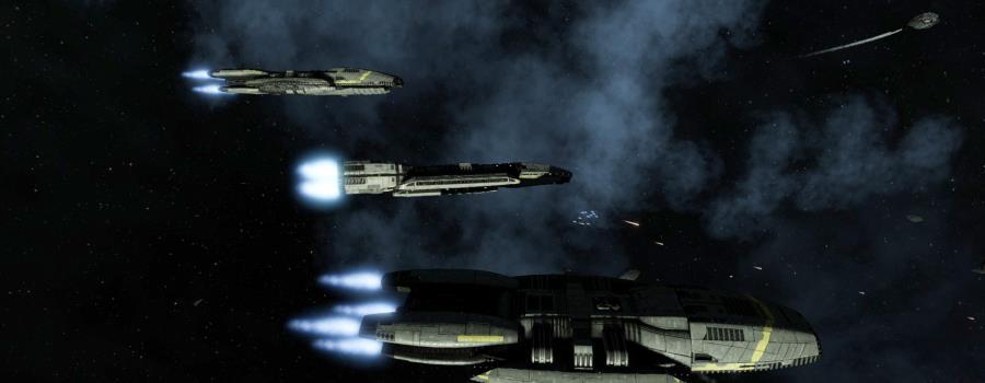 Battlestar Galactica Deadlock (EU)
