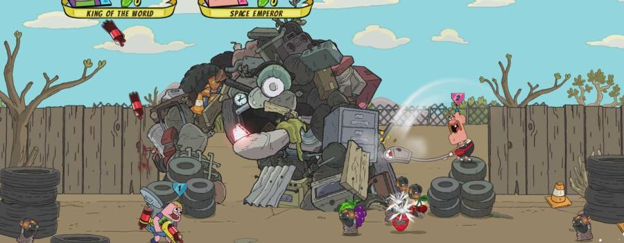 Cartoon Network: Battle Crashers (EU)