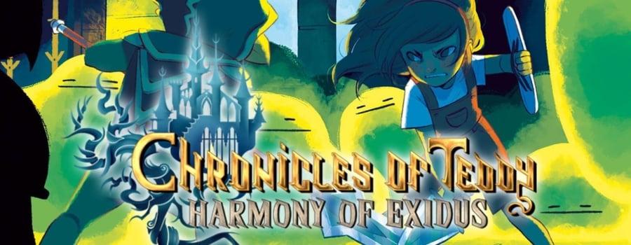 Chronicles of Teddy: Harmony of Exidus (Asia)