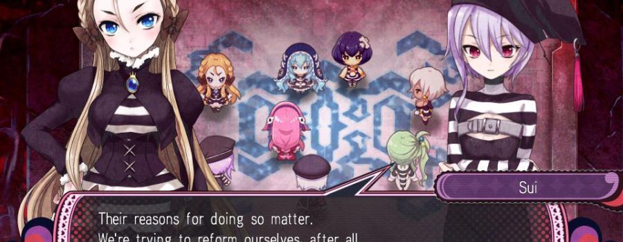 Criminal Girls 2: Party Favors (Vita)