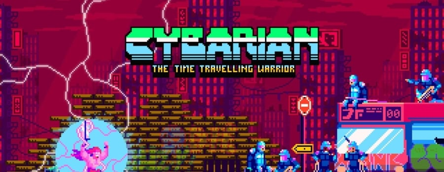 Cybarian: The Time Travelling Warrior (Vita)