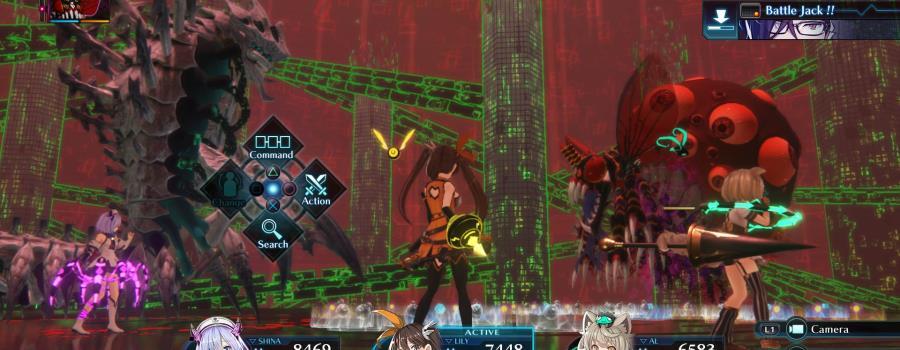Death end re;Quest (JP)