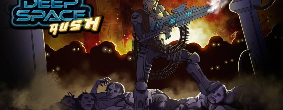 Deep Space Rush (Asia) (Vita)
