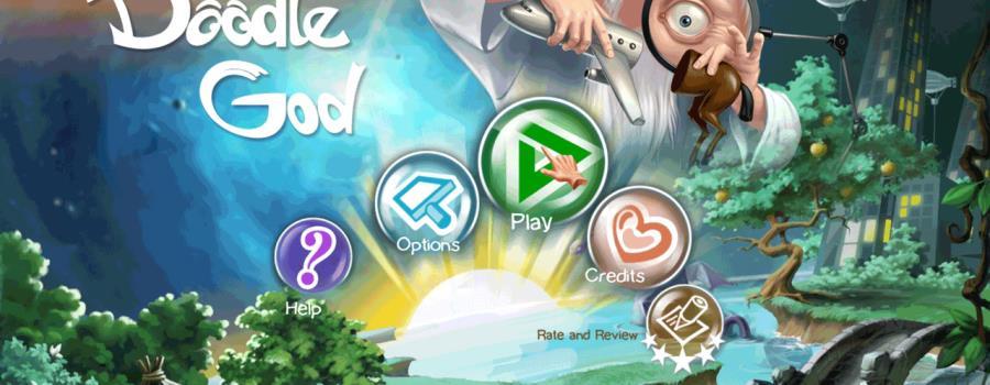Doodle God (PS3)