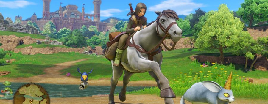 Dragon Quest XI: Echoes of an Elusive Age (JP)