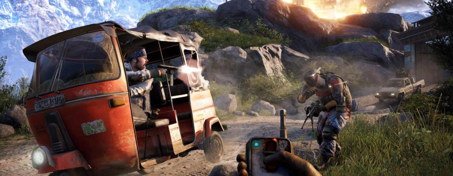 Far Cry 4 Dlc Trophies