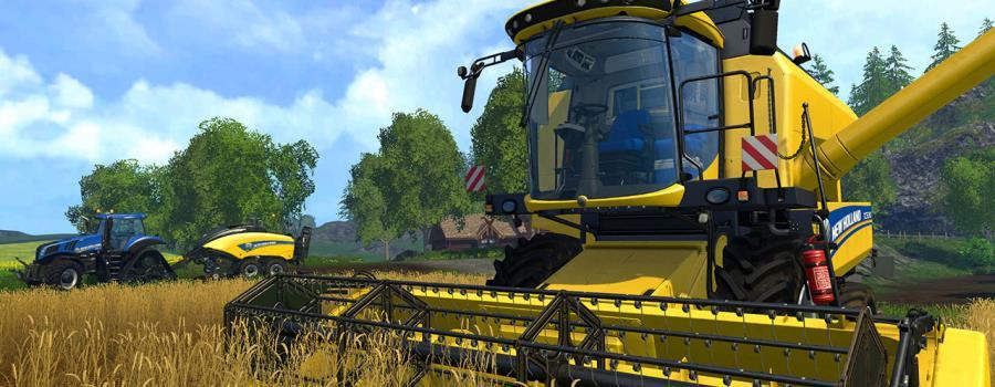 Farming Simulator 15 (2015)