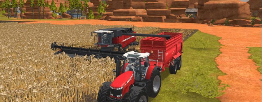 Farming Simulator 18 (Vita)