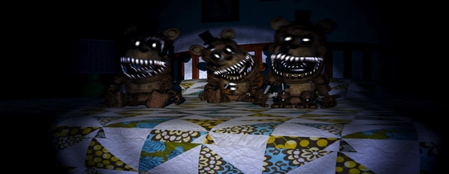 Five Nights at Freddy's 4 (EU)