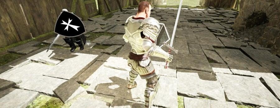 Gladiator: Blades of Fury (EU)