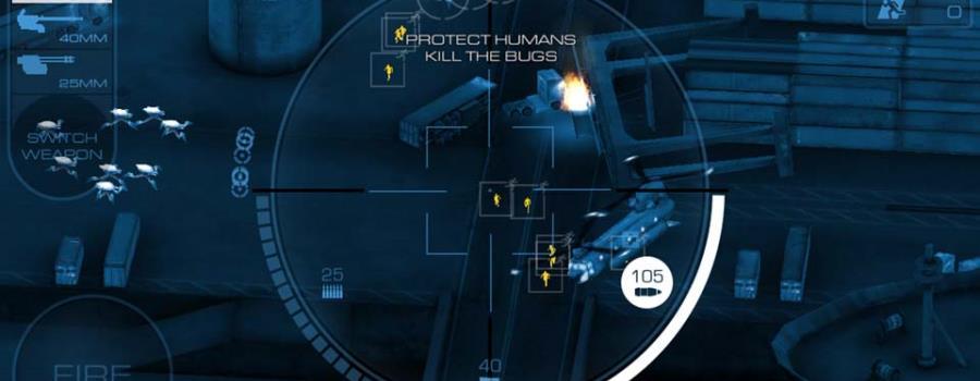 Gunship X (Vita)