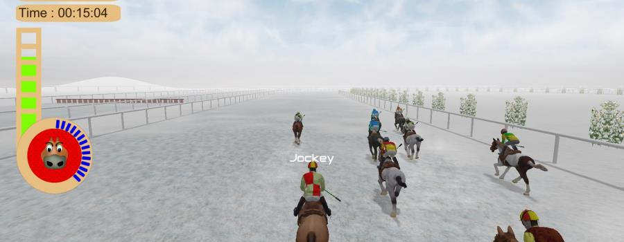 Horse Racing 2016 (EU)