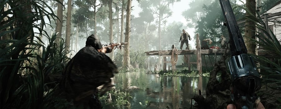 Games published by Crytek