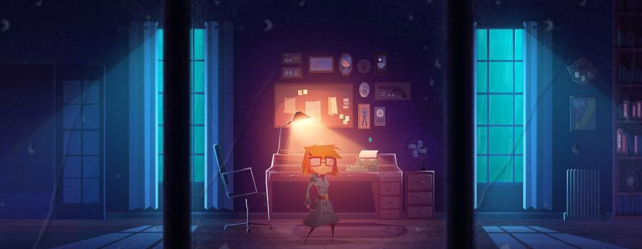 Jenny LeClue – Detectivú