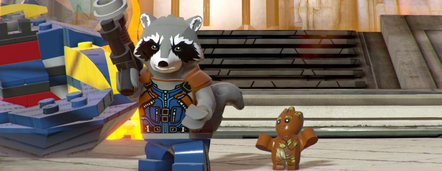 Marvel's Guardians of the Galaxy: Vol. 2 Movie Level Pack