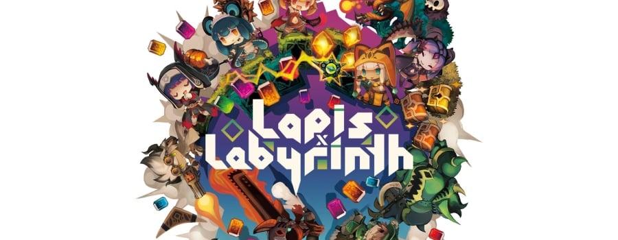 Lapis x Labyrinth (HK/TW)
